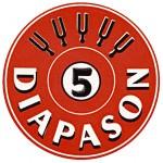 Diapason 5 Logo