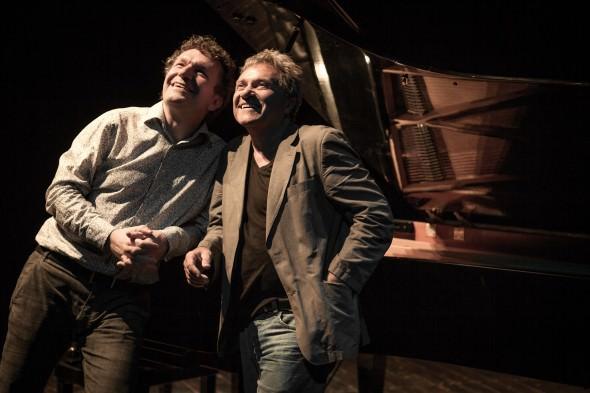 Markus Schirmer und Wolfram Berger - Foto: Liza Krobath